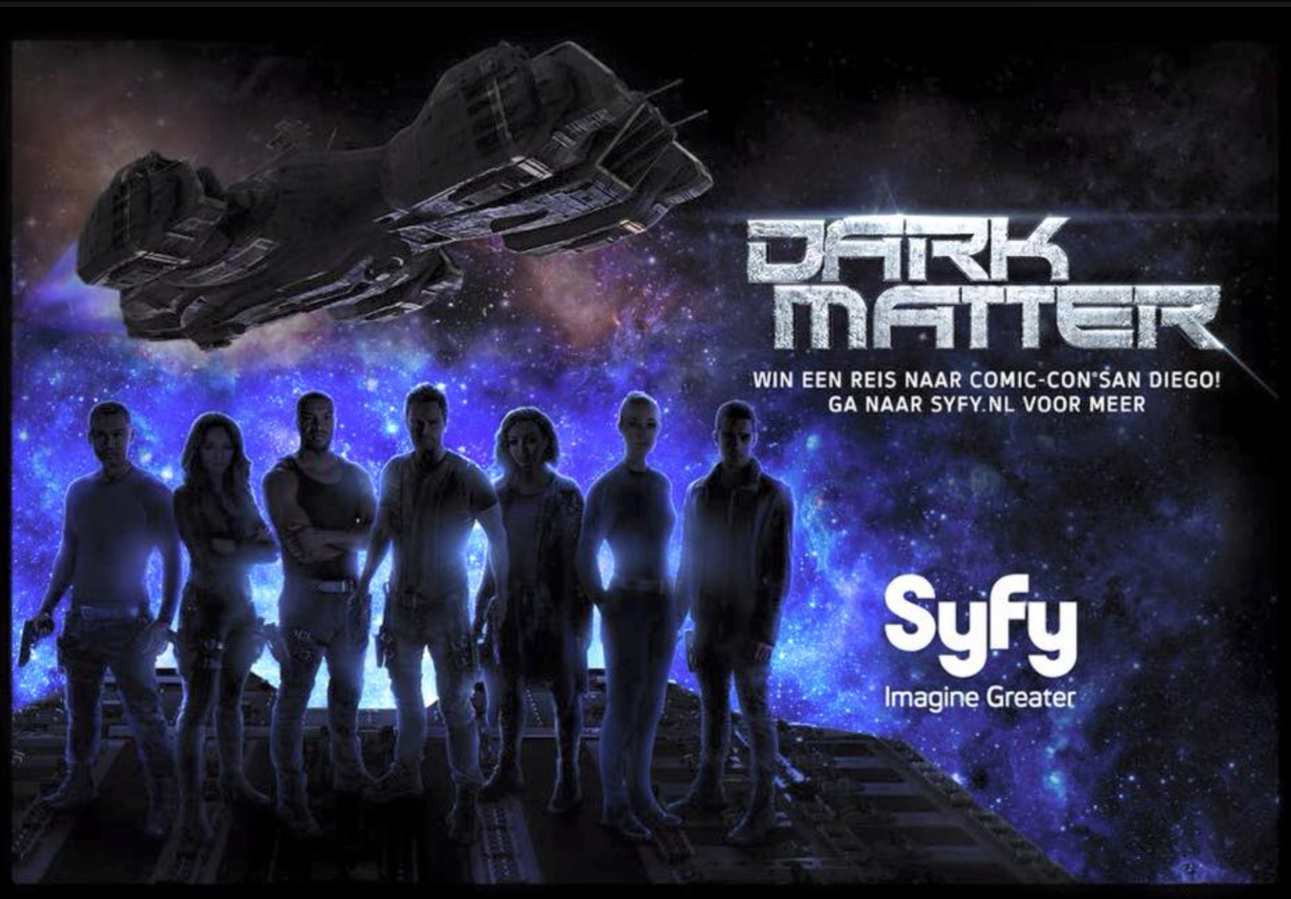Dark Matter TV Series HD Wallpapers