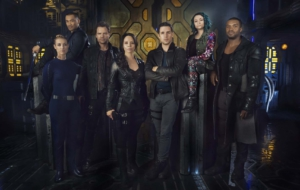 Dark Matter TV Series Wallpapers HD
