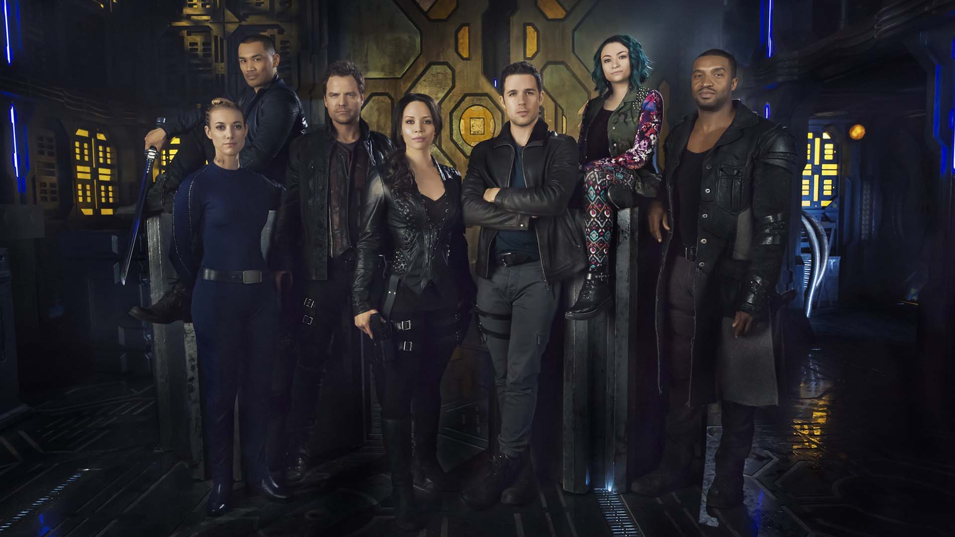 Dark Matter TV Series