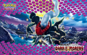 Darkrai Background