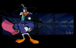 Darkwing Duck Widescreen
