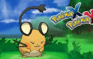 Dedenne Background