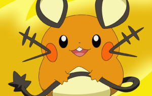 Dedenne High Quality Wallpapers