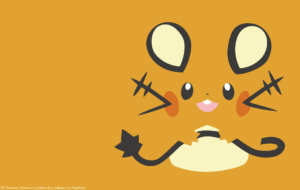 Dedenne Wallpapers HD