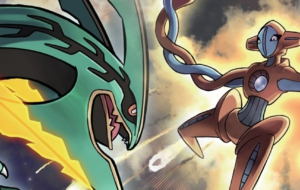 Deoxys HD