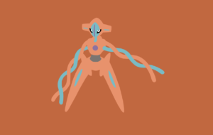Deoxys HD Desktop