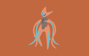 Deoxys HD Wallpaper