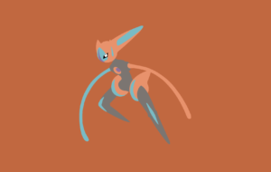 Deoxys High Definition