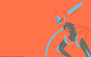 Deoxys Wallpapers