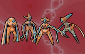 Deoxys For Desktop