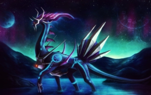 Dialga Widescreen