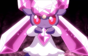 Diancie High Definition Wallpapers