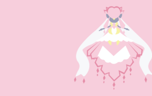 Diancie Wallpapers