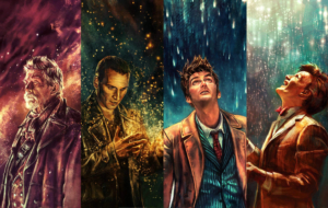 Doctor Who TV Series HD Background