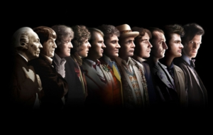 Doctor Who TV Series Wallpaper