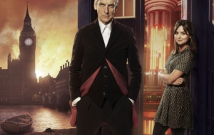 Doctor Who TV Series For Desktop