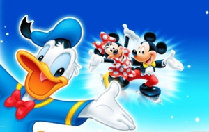Donald Duck HD Desktop