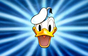 Donald Duck Widescreen
