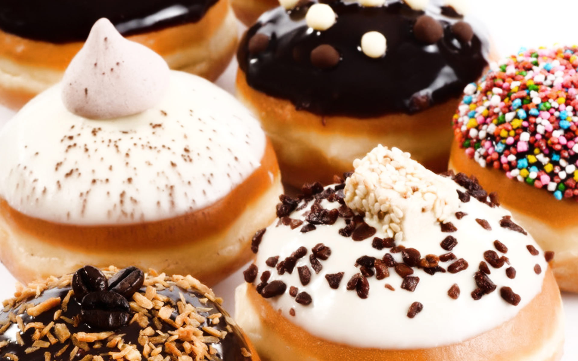 Donuts HD Wallpapers