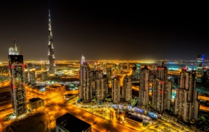 Dubai HD Background