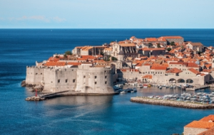 Dubrovnik Background