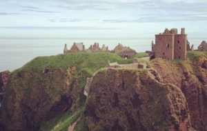 Dunnottar Castle Background