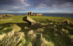Dunnottar Castle HD Desktop