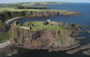 Dunnottar Castle Photos