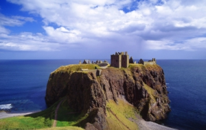 Dunnottar Castle Wallpaper