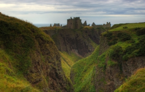 Dunnottar Castle Widescreen