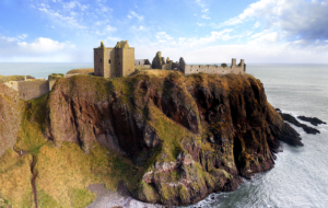 Dunnottar Castle For Desktop