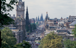 Edinburgh Desktop