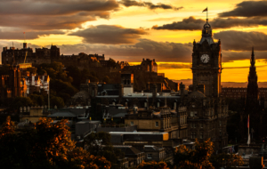 Edinburgh HD Desktop