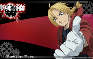 Edward Elric High Definition