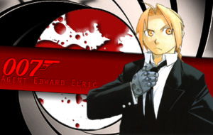 Edward Elric For Desktop