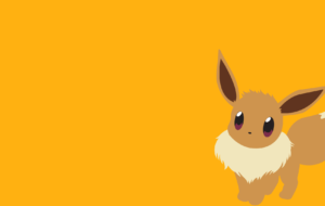 Eevee Computer Wallpaper