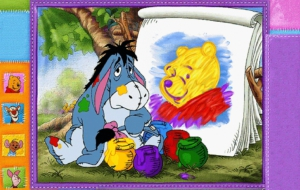 Eeyore HD Wallpaper
