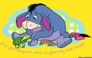 Eeyore For Desktop