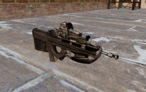 FN F2000 Rifle High Definition