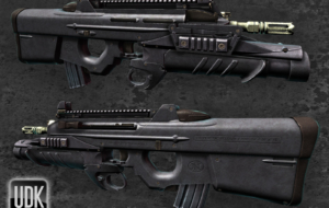 FN F2000 Rifle High Quality Wallpapers