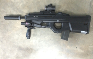 FN F2000 Rifle For Desktop