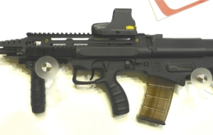 FN F2000 Rifle Full HD