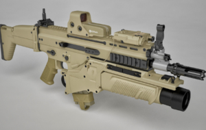 FN SCAR Rifle HD