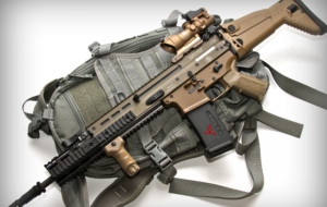 FN SCAR Rifle High Definition