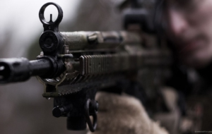 FN SCAR Rifle Wallpapers HD