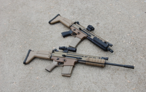 FN SCAR Rifle Widescreen