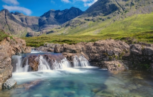 Fairy Pools, Isle Of Skye HD Wallpaper