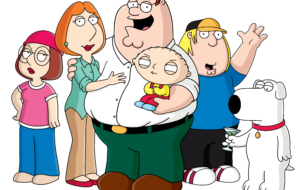 Family Guy Desktop