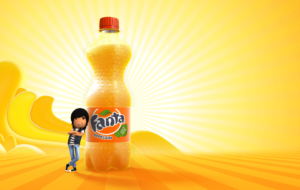 Fanta Computer Wallpaper