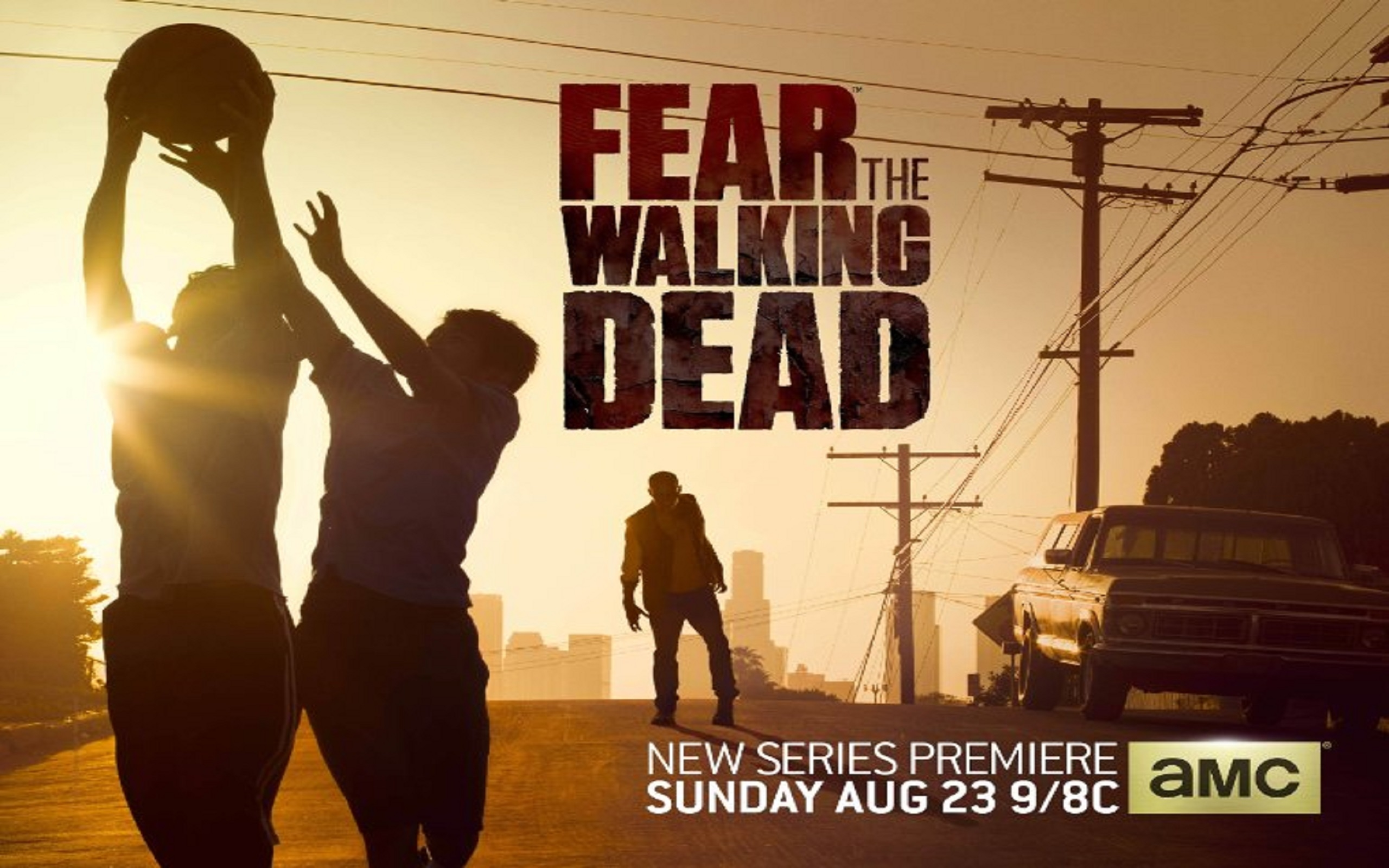 ... Fear The Walking Dead Wallpapers ...